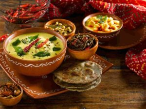 Finest Rajasthani Cuisine at pushkar mela