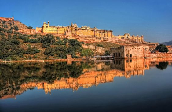 Image of Amer Fort in Jaipur